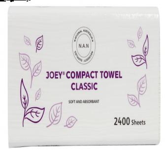 Interleaved Paper Towel
