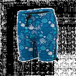 Conni Swim Pant Ocean Blue 10-12