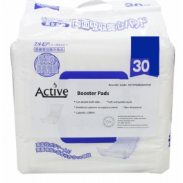Active Booster Pad 8x30's