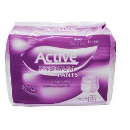 Active Pants Premium L-XL 6x16's 110-145cm