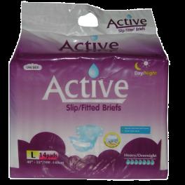 Active Slips Premium Large 4x14's