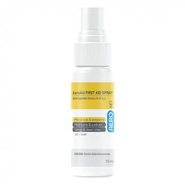 AeroAid Antiseptic Spray 50ml