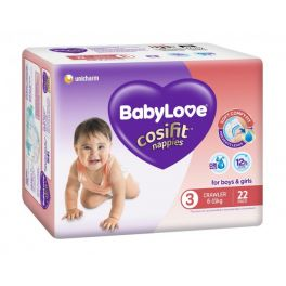 BabyLove Convenience Pack Crawler 88's