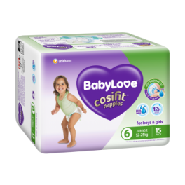 BabyLove Convenience Pack Junior 60's