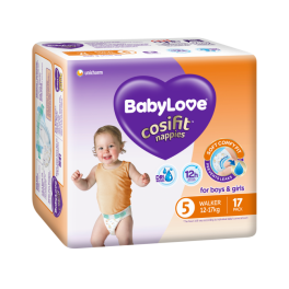 BabyLove Convenience Pack Walker 68's