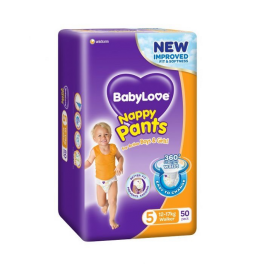 BabyLove Nappy Pants Walker 2x50's