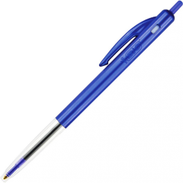 Bic Click Pen 10 Pack - Blue