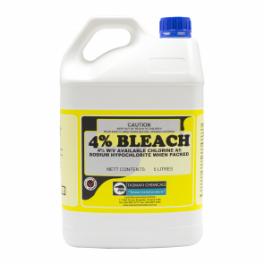 4% Bleach Liquid 5L