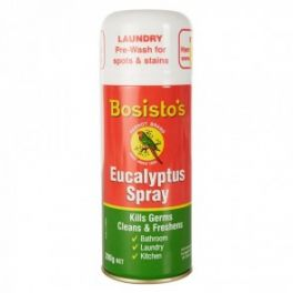 Bosisto's Eucalyptus Spray 200ml