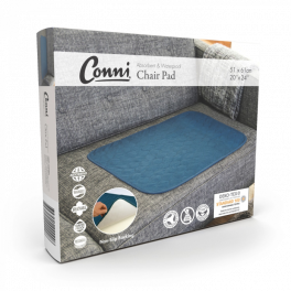 Conni Chairpad Large - Teal Blue