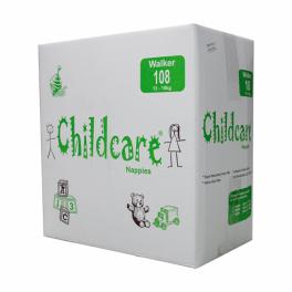 Childcare Nappies Walker 108's