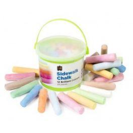 EC Sidewalk Chalk 24 Pack
