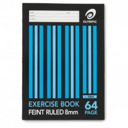 Exercise Book 64 Pages 20 Pack