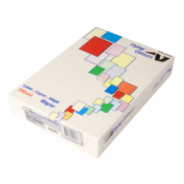 A4 Tinted Copy Paper - Ivory