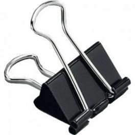Fold Back Clips 25mm 12 Pack