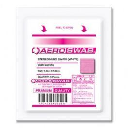 AeroSwab Gauze Swab Sterile 3 Pack