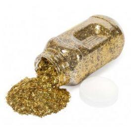 Glitter 1kg Jar - Gold