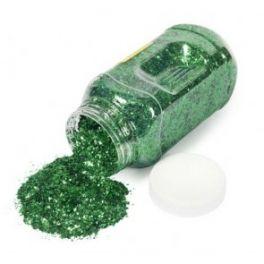 Glitter 1kg Jar - Green
