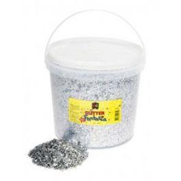 Glitter 1kg Jar - Silver
