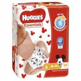 Huggies Essentials Crawler 4x52's