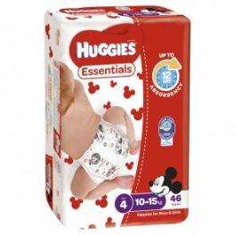 Huggies Essentials Toddler 4x46's