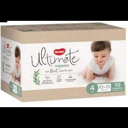 Huggies Ultimate Toddler 58's