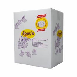 Joeys Premium Nappies Toddler 120's