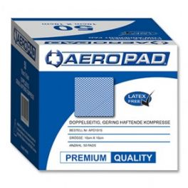 AeroPad Low/Non Adherent Dressing 10 cm x 10cm