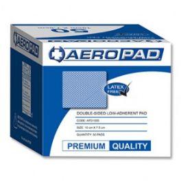 AeroPad Low/Non Adherent Dressing 10cm x 7.5cm