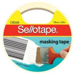 Masking Tape 18mm x 50m