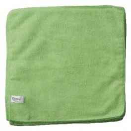 Oates Microfibre Cloths 10 Pack - Green