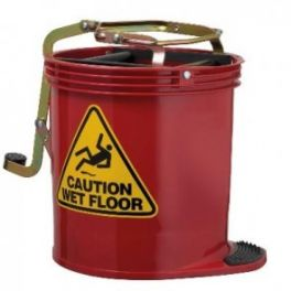 Oates Bucket Wringer 15L - Red