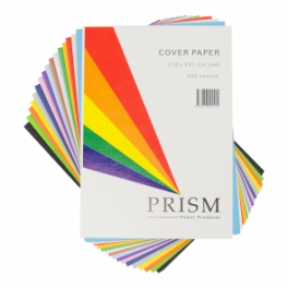 A4 Cover Paper Prism 500 Sheets