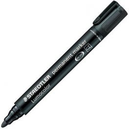 Permanent Marker Bullet - Black