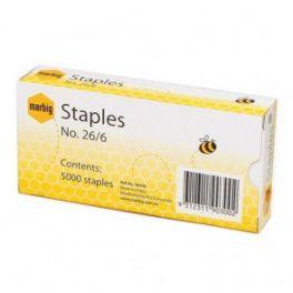 Staples 26/6 5000 Pack