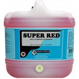 Tasman Super Red Detergent 15L