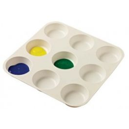 Tray Palette 9 holes