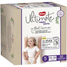 Huggies Ultimate Nappy Pants Size 5 (Walker) 52's