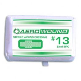 AeroWound Wound Dressing No.13 Small