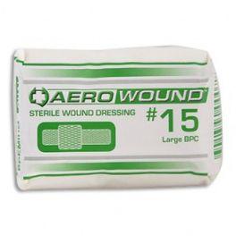 AeroWound Wound Dressing No.15 Large