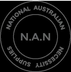 National Australian Nappies Logo